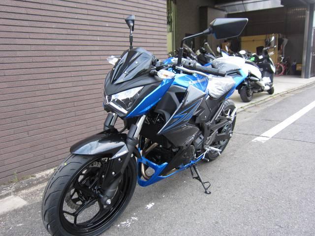 カワサキ Z250 ABSの画像(京都府
