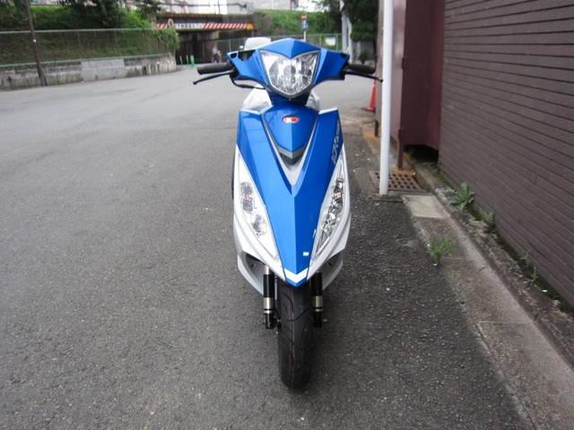 KYMCO VJR125R アルミホイールの画像(京都府