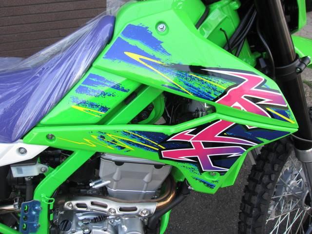カワサキ KLX250 ファイナルエディションの画像(京都府