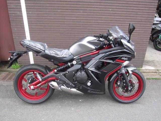 カワサキ Ninja 400  ABS  Limited Editionの画像(京都府