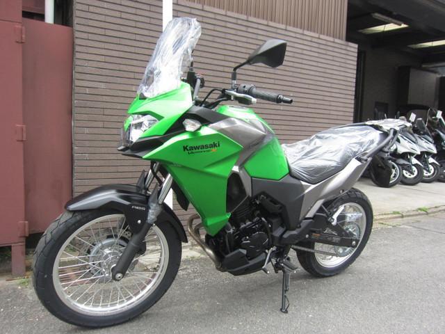 カワサキ VERSYS-X 250 ABSの画像(京都府