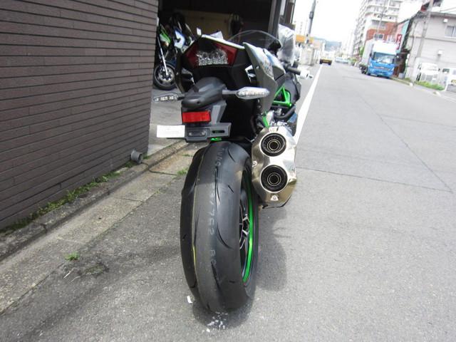 カワサキ Ninja H2 初号機の画像(京都府