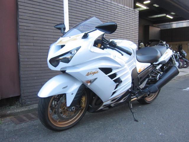カワサキ Ninja ZX-14R ABS オーリンズ仕様 ブライト正規モデルの画像(京都府