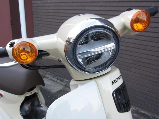 ホンダ スーパーカブ110 日本製新型モデルの画像(京都府