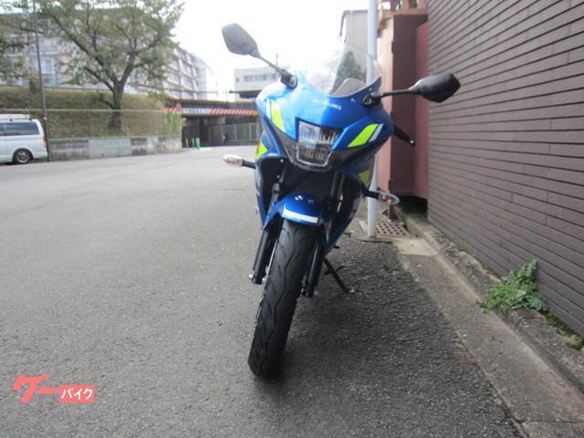 スズキ GSX-R125 ABS 国内正規モデルの画像(京都府