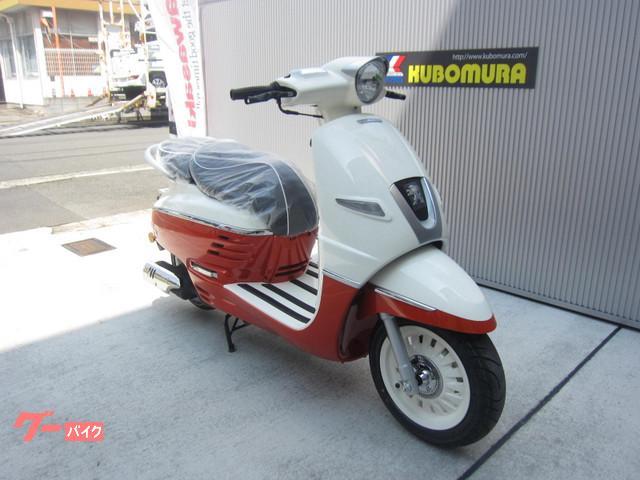 PEUGEOT ジャンゴ125 エバージョン ABSの画像(京都府
