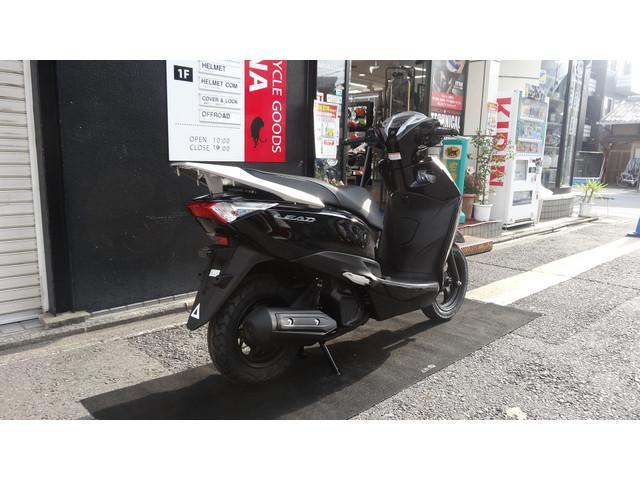ホンダ リード125 国内正規モデルの画像(京都府