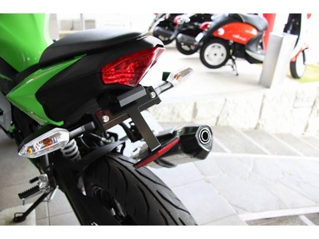 カワサキ Ninja 250SL カスタムコンプリート2の画像(京都府