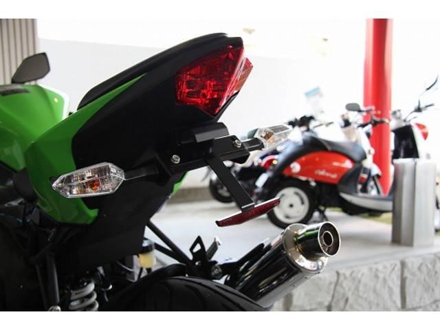 カワサキ Ninja 250SL カスタムコンプリート1の画像(京都府