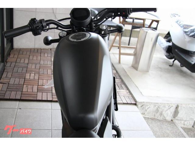 ホンダ レブル250ABS マットブラック ETC車載器装着済みの画像(京都府