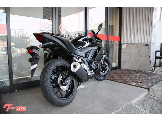 ヤマハ YZF-R25 ABS 2021モデル ETC車載器装着済の画像(京都府
