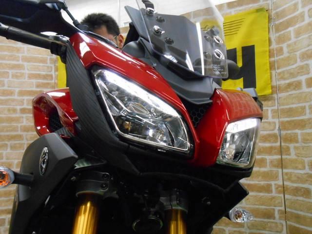 ヤマハ トレイサー900(MT-09トレイサー)ABS 新車の画像(京都府
