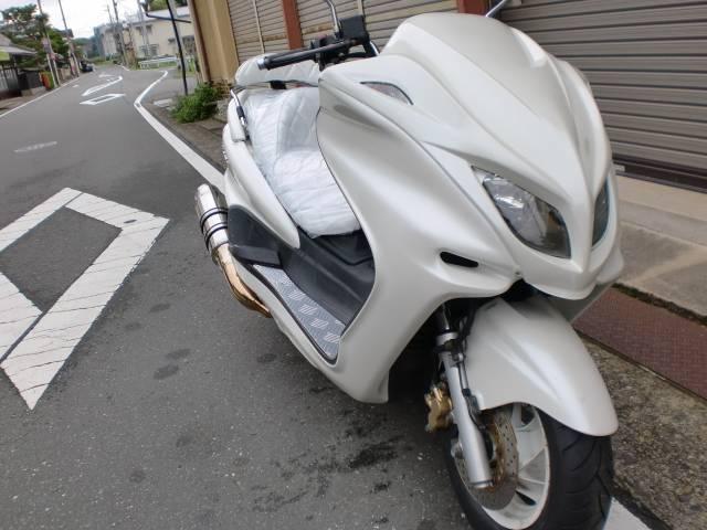 ヤマハ マジェスティCの画像(京都府