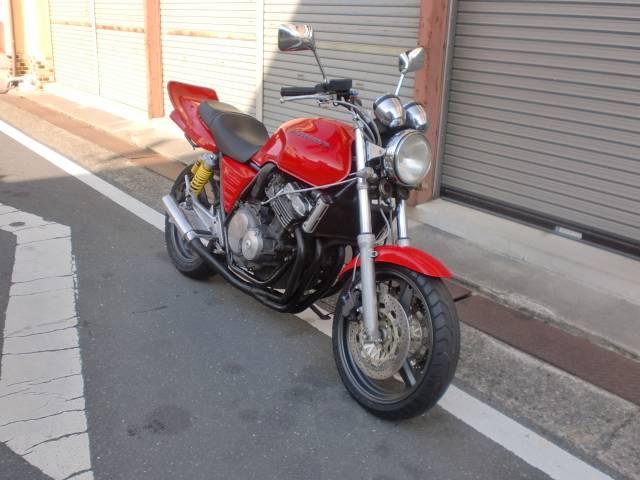 ホンダ CB400Super Fourの画像(京都府