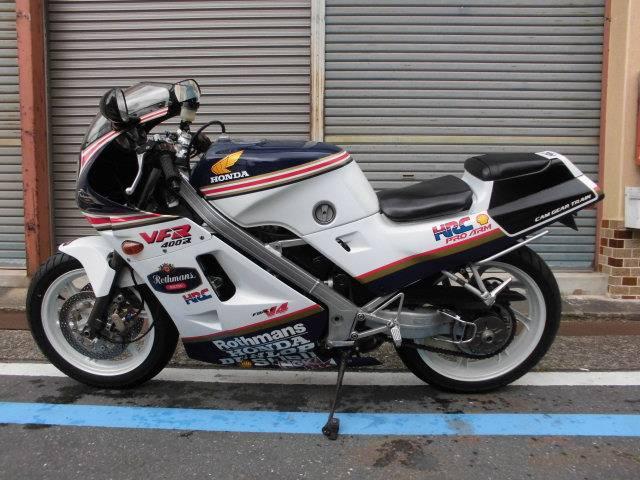 ホンダ VFR400Rの画像(京都府