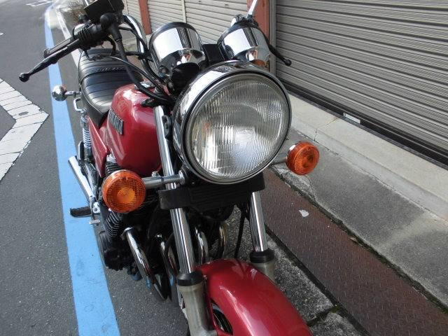 ヤマハ XJ750Eの画像(京都府