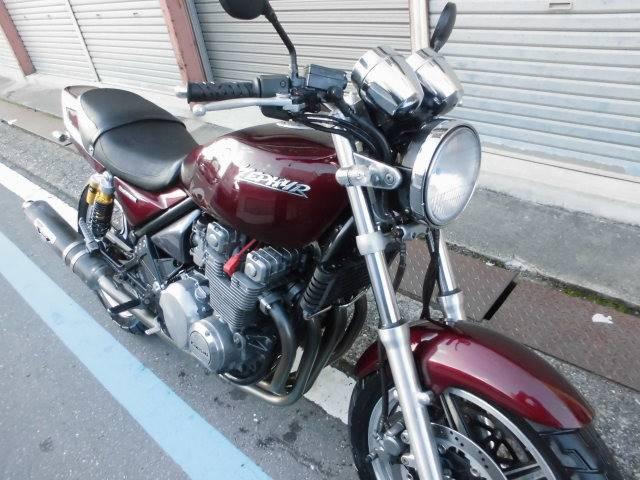 カワサキ ZEPHYR400の画像(京都府