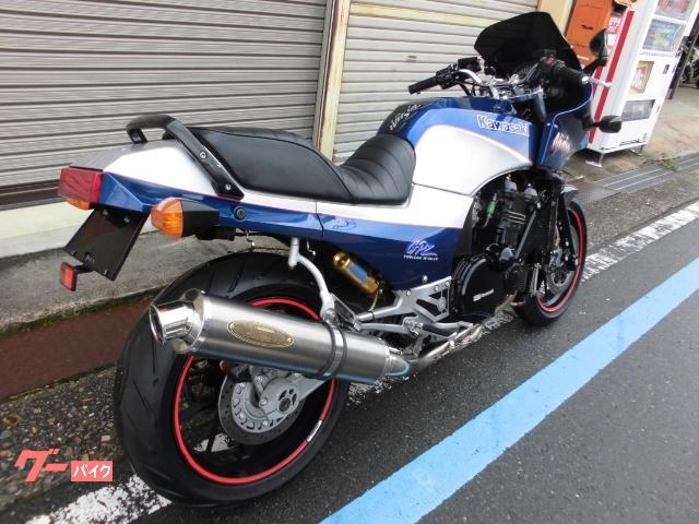 カワサキ GPZ900Rの画像(京都府