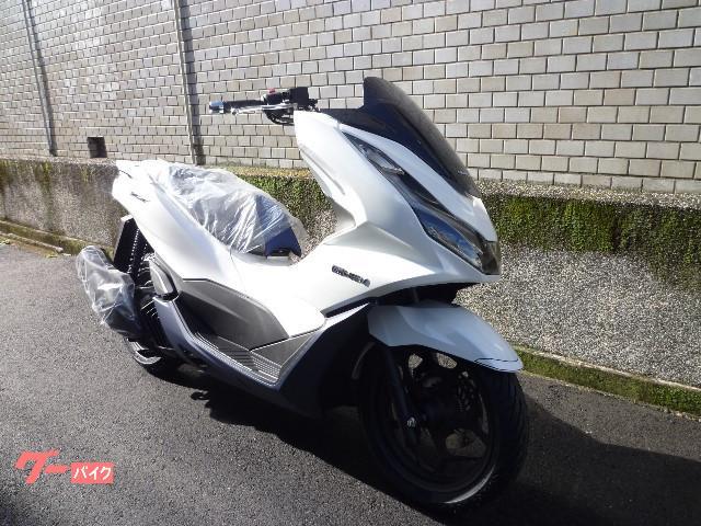 ホンダ PCX e:HEV 2021年モデルの画像(大阪府