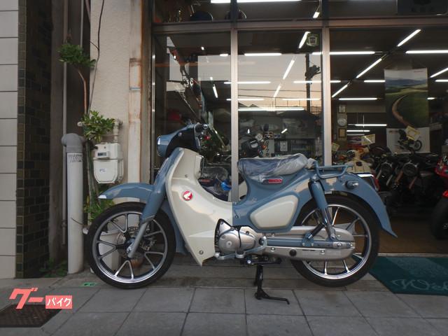 ホンダ スーパーカブC125の画像(大阪府