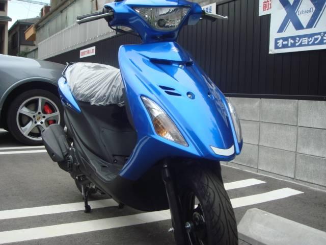 スズキ アドレスV125Sの画像(京都府