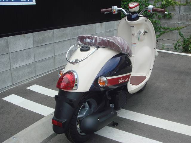 ヤマハ ビーノDXの画像(京都府