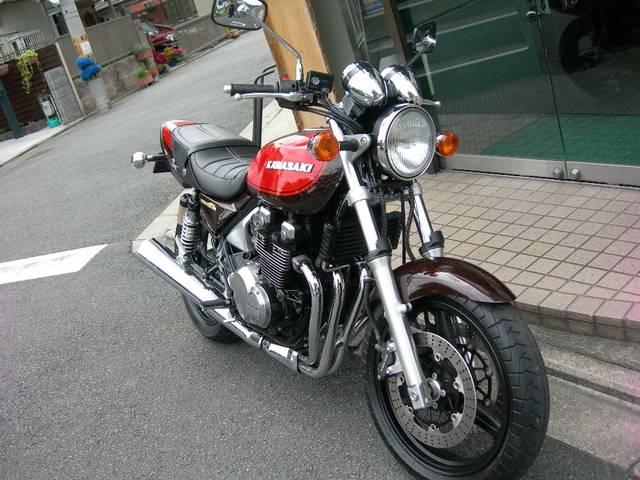カワサキ ZEPHYRχ ファイナルエディションの画像(京都府