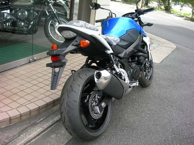 スズキ GSR750 ABSツートンの画像(京都府
