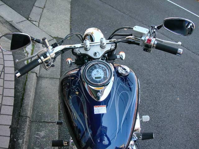 ヤマハ ドラッグスター1100の画像(京都府