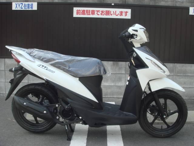 スズキ アドレス110の画像(京都府