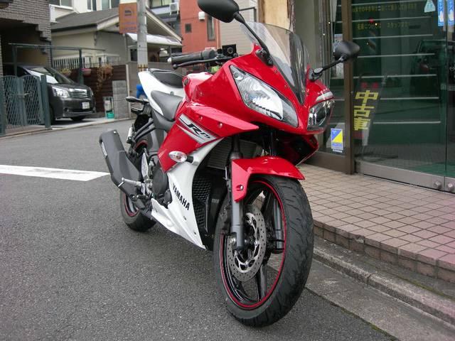 ヤマハ YZF-R15の画像(京都府