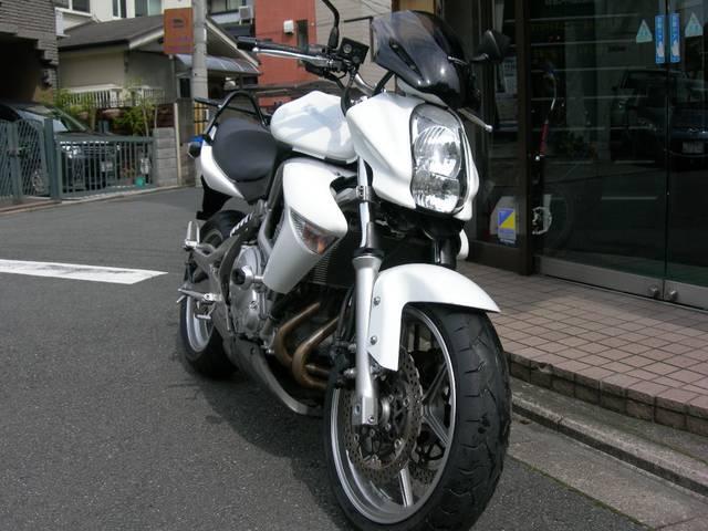カワサキ ER-6nの画像(京都府