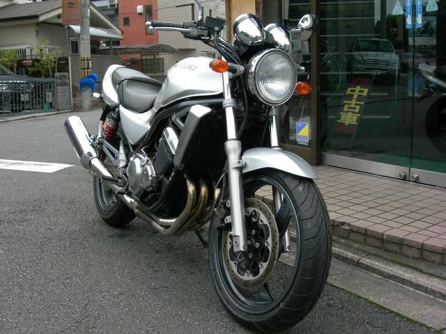 スズキ GSX250FXの画像(京都府