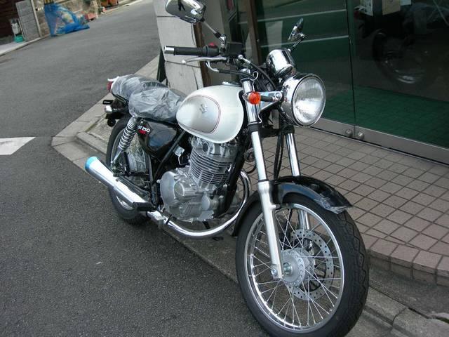 スズキ ST250 Eタイプの画像(京都府