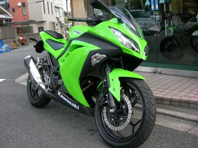 カワサキ Ninja 250の画像(京都府