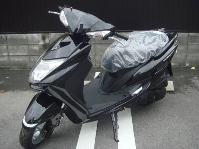 ヤマハ シグナスX SRの画像(京都府