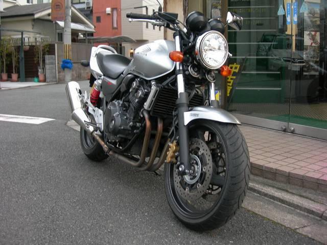 ホンダ CB400Super Four VTEC Revoの画像(京都府