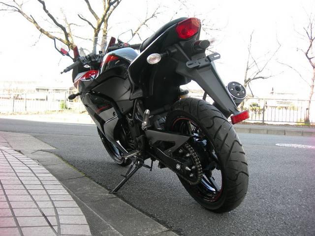 カワサキ Ninja 250Rの画像(京都府