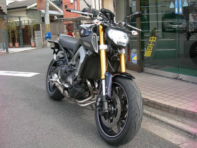 ヤマハ MT-09ABSの画像(京都府