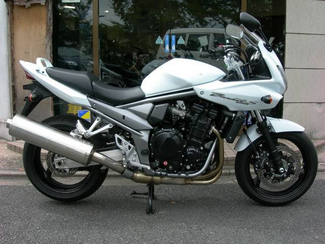 スズキ Bandit1250Sの画像(京都府