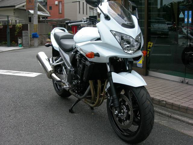 スズキ Bandit1250S ETC付きの画像(京都府