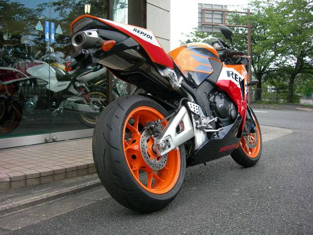 ホンダ CBR600RRの画像(京都府