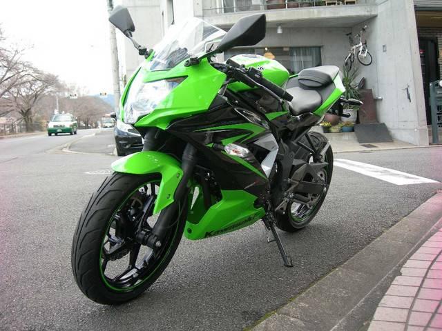 カワサキ Ninja 250SLの画像(京都府
