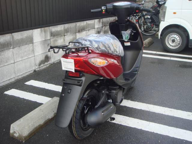 ヤマハ JOGの画像(京都府