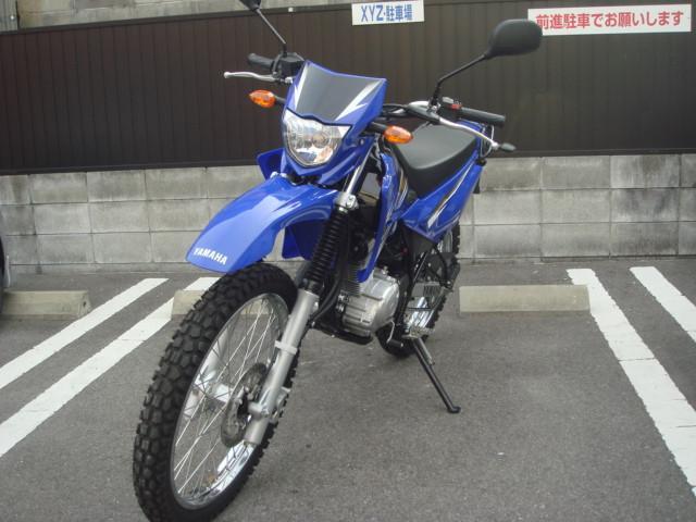 ヤマハ XTZ125の画像(京都府