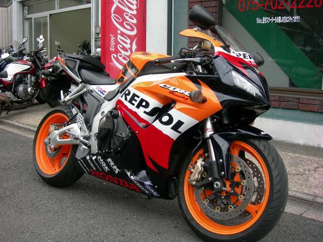ホンダ CBR1000RRの画像(京都府