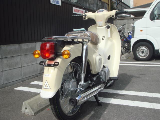 ホンダ スーパーカブ110 NEWの画像(京都府