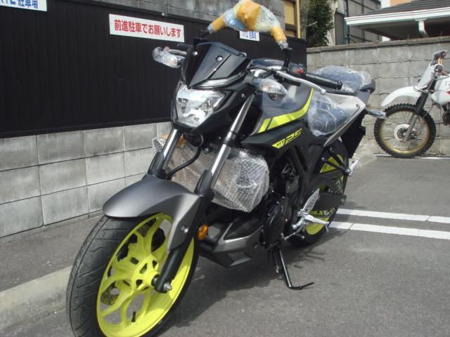 ヤマハ MT-25の画像(京都府