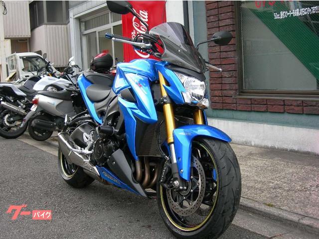 スズキ GSX-S1000の画像(京都府