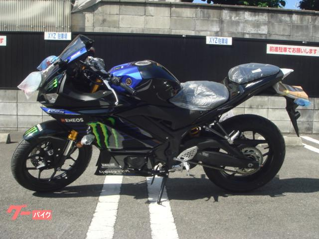 ヤマハ YZF-R25 Monster Energy MotoGP Editionの画像(京都府